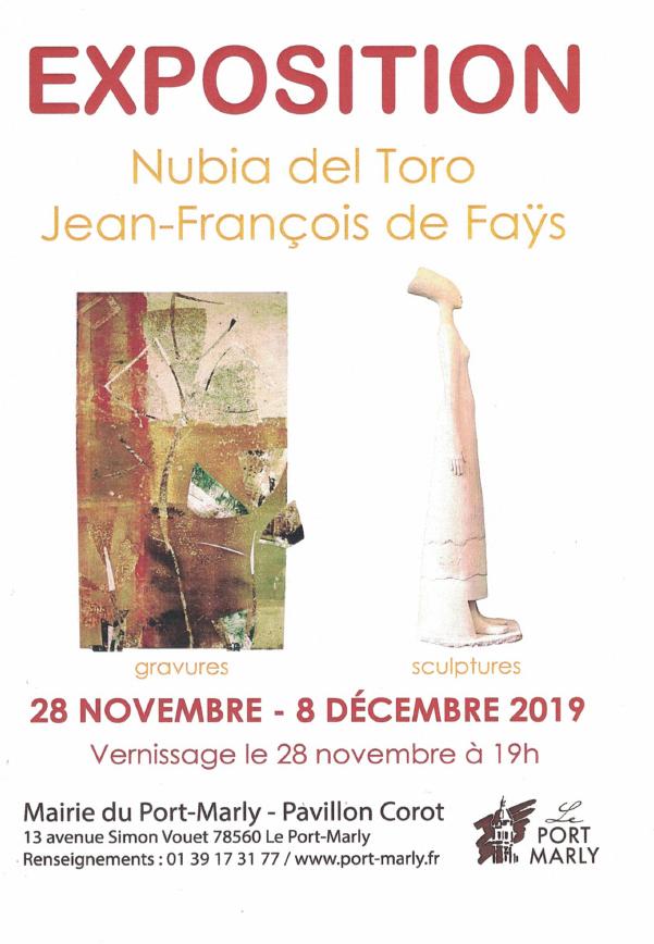 Exposition gravures et sculptures